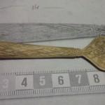 Replika lžíce z Birky