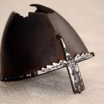 Lokrume helmet fragment