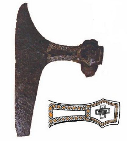 Two-handed axes | Projekt Forlǫg