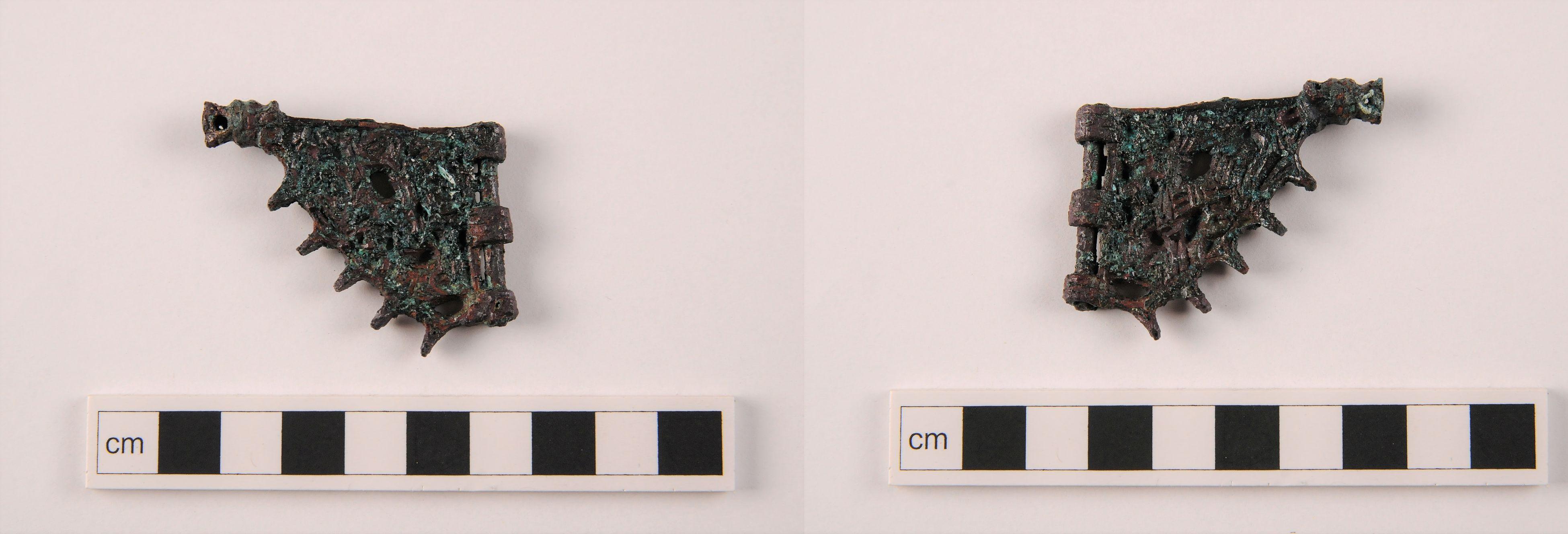 fb884f082c41 Korouhvička ze Söderby. Zdroj  katalog SHM.
