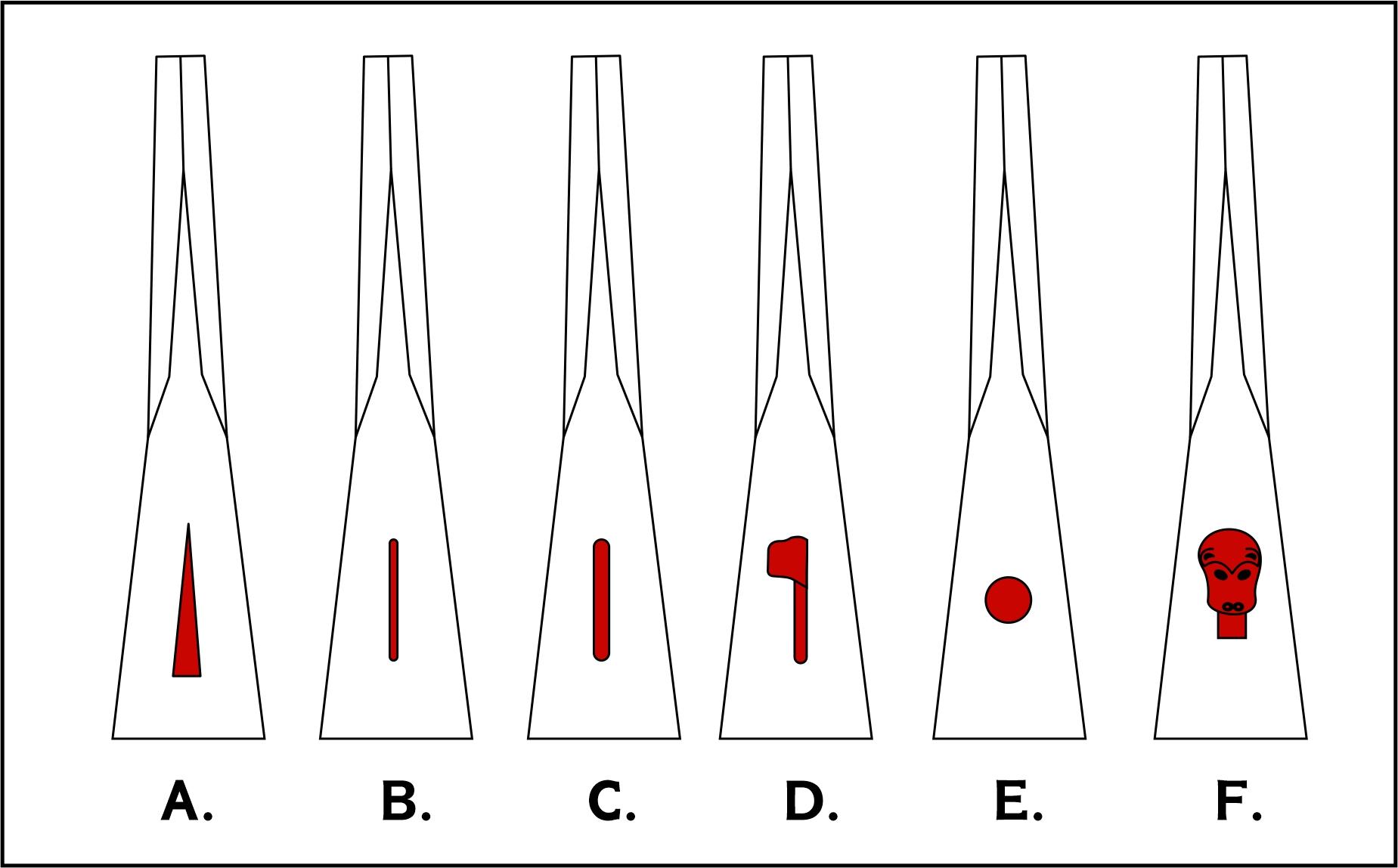 e5ea4cedab Prvek 5  zakončení křidélek z bočního pohledu. Grafika  Tomáš Cajthaml.